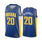 pacers doug mcdermott blue city edition new uniform jersey