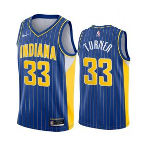 pacers myles turner blue city edition new uniform jersey