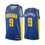pacers t.j. mcconnell blue city edition new uniform jersey