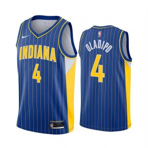 pacers victor oladipo blue city jersey