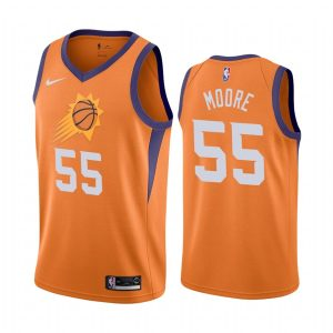 suns etwaun moore orange statement 2020 trade jersey