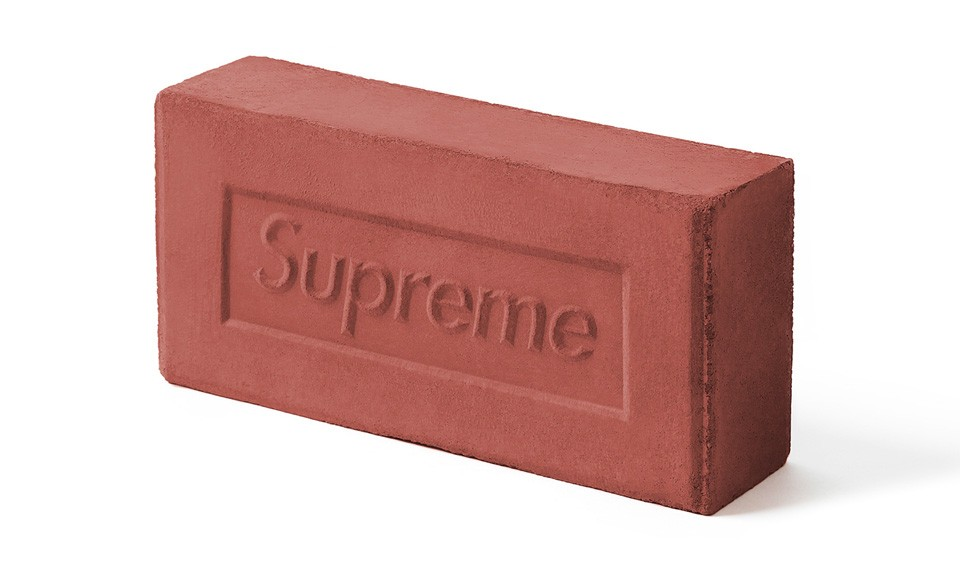 supreme brick 0