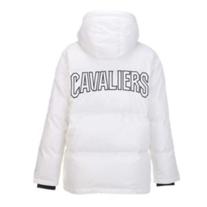 2020 Cleveland Cavaliers Down Jacket Unisex 5