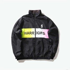 2020 Golden State Warriors Sports Jackets Mens 1
