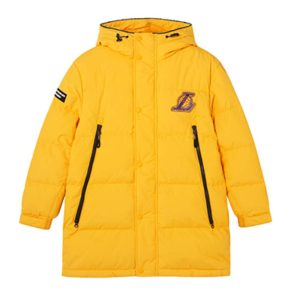 2020 Los Angeles Lakers Down Jacket Unisex 6