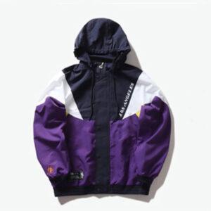 2020 Los Angeles Lakers sports jacket 1