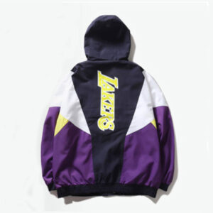 2020 Los Angeles Lakers sports jacket 2