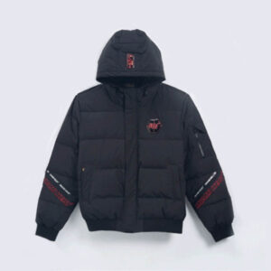 2020 Miami Heat Down Jacket Mens 1