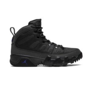Air Jordan 9 Retro Boot NRG Black Concord
