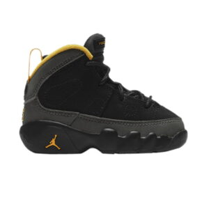 Air Jordan 9 Retro Dark Charcoal University Gold TD