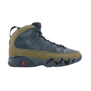 Air Jordan 9 Retro Olive 2002