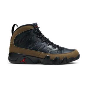 Air Jordan 9 Retro Olive 2012