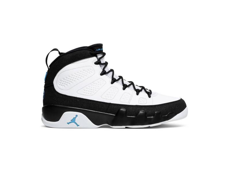 Air Jordan 9 Retro University Blue