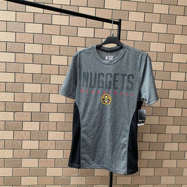 Futbolki NBA Basketball Team 2020 Denver Nuggets