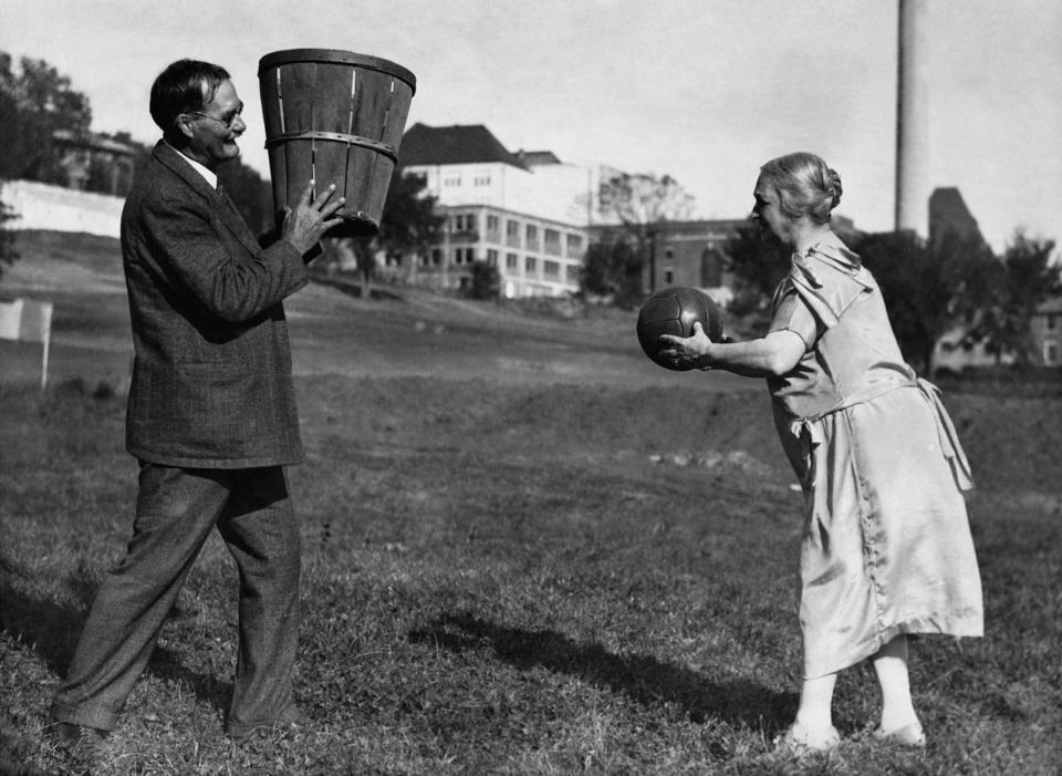 Kak poyavilsya basketbol 1