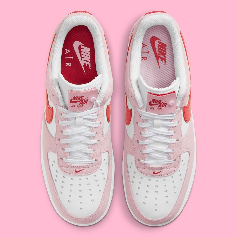 Nike Air Force 1 ko Dnyu svyatogo Valentina 2021 5