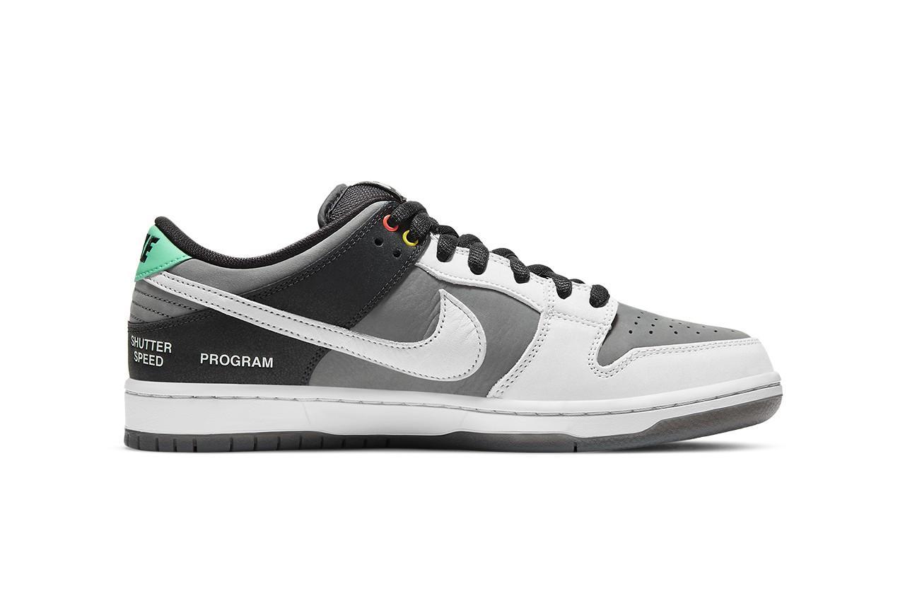 Nike opublikoval ofitsialnye izobrazheniya SB Dunk Low VX1000 Camcorder 1
