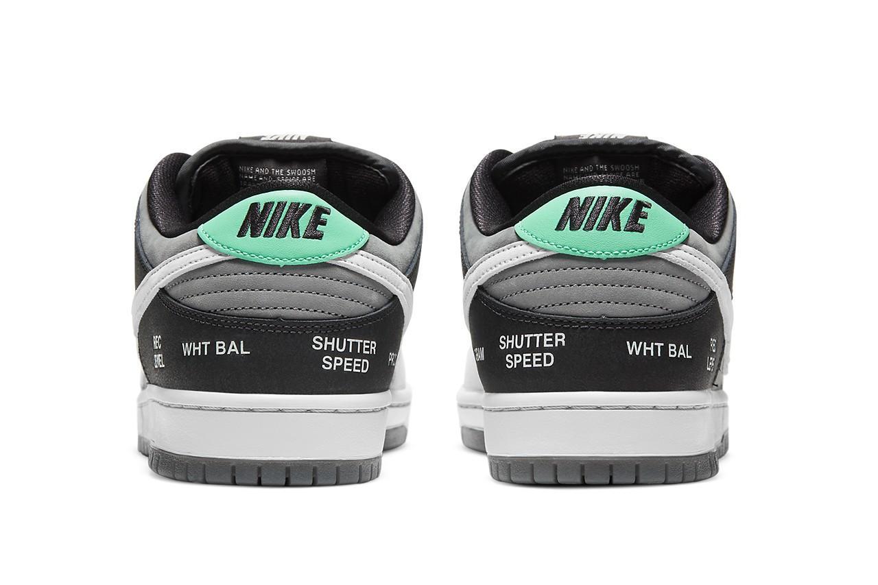 Nike opublikoval ofitsialnye izobrazheniya SB Dunk Low VX1000 Camcorder 4