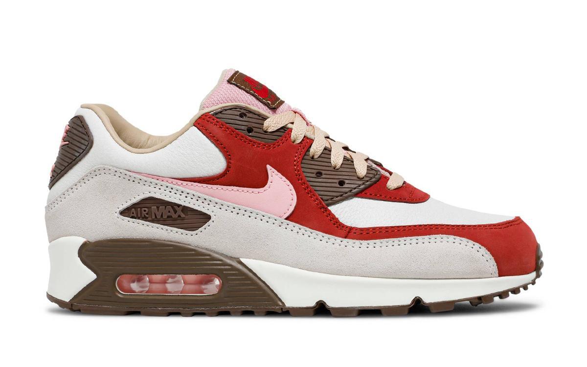 Pervye foto novyh Nike Air Max 90 Bacon