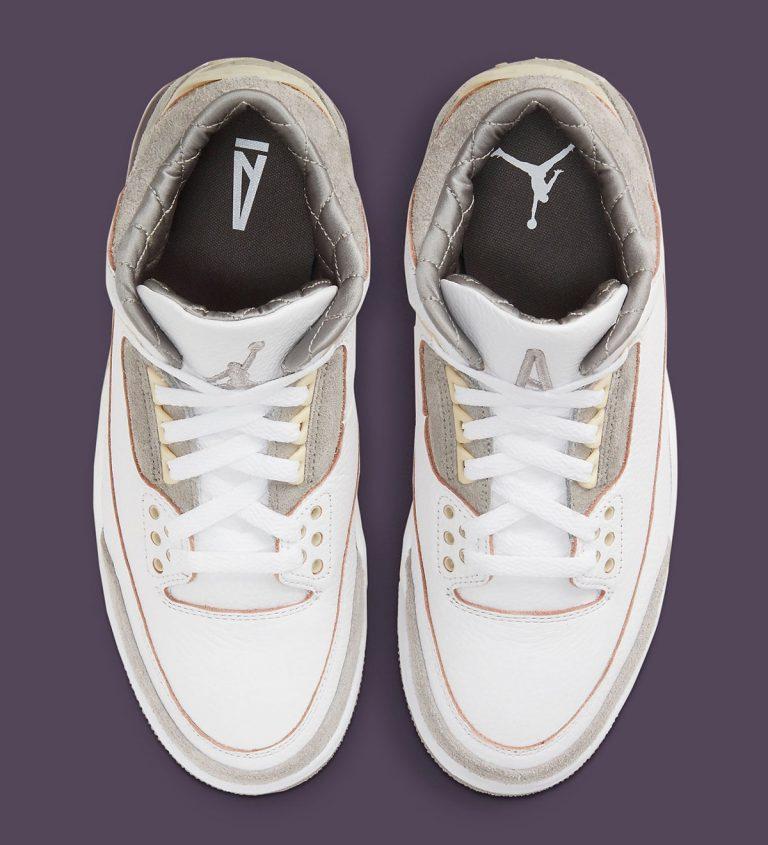 Pervyj vzglyad na A Ma Maniere x Air Jordan 3 Violet Ore 4