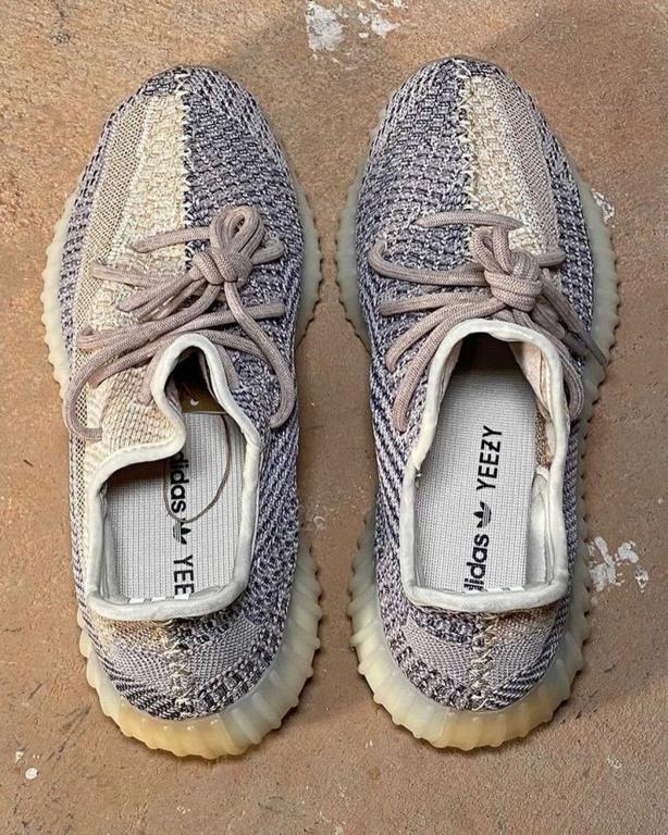 Pervyj vzglyad na adidas YEEZY 350 v2 Ash Pearl 9