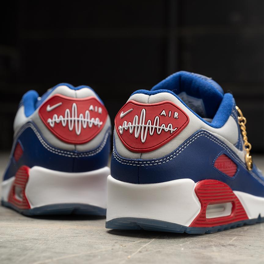 Pervyj vzglyad na novye Nike Air Max 90 Garage Grime 1