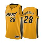 andre iguodala heat 2020 21 earned edition yellow jersey