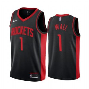 john wall rockets 2020 21 earned edition black jersey