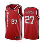 jusuf nurkic red classic edition jersey 1