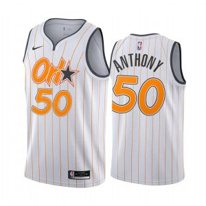 magic cole anthony white city 2020 nba draft jersey 1