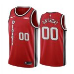 mens 2019 20 carmelo anthony red classic edition jersey 1