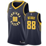 mens pacers goga bitadze navy icon jersey 1