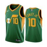 mike conley jr. jazz 2020 21 earned edition green jersey