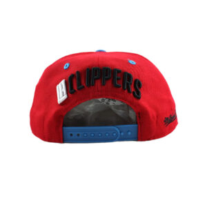 nba cap los angeles clippers back