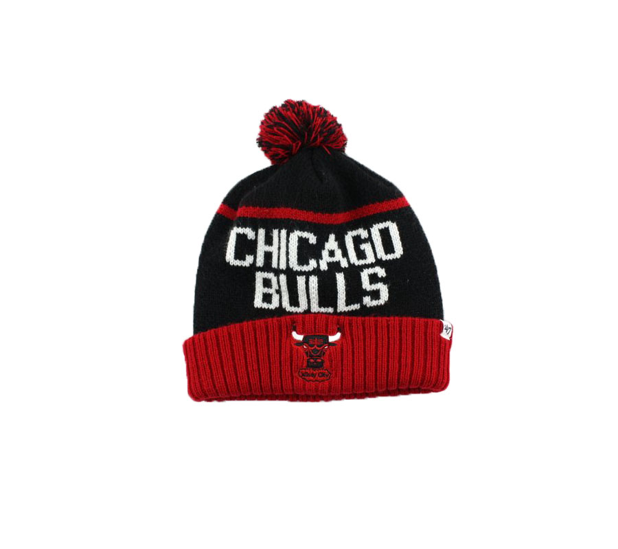 nba hat chicago bulls black 47brand 2019