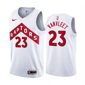raptors fred vanvleet white association edition jersey