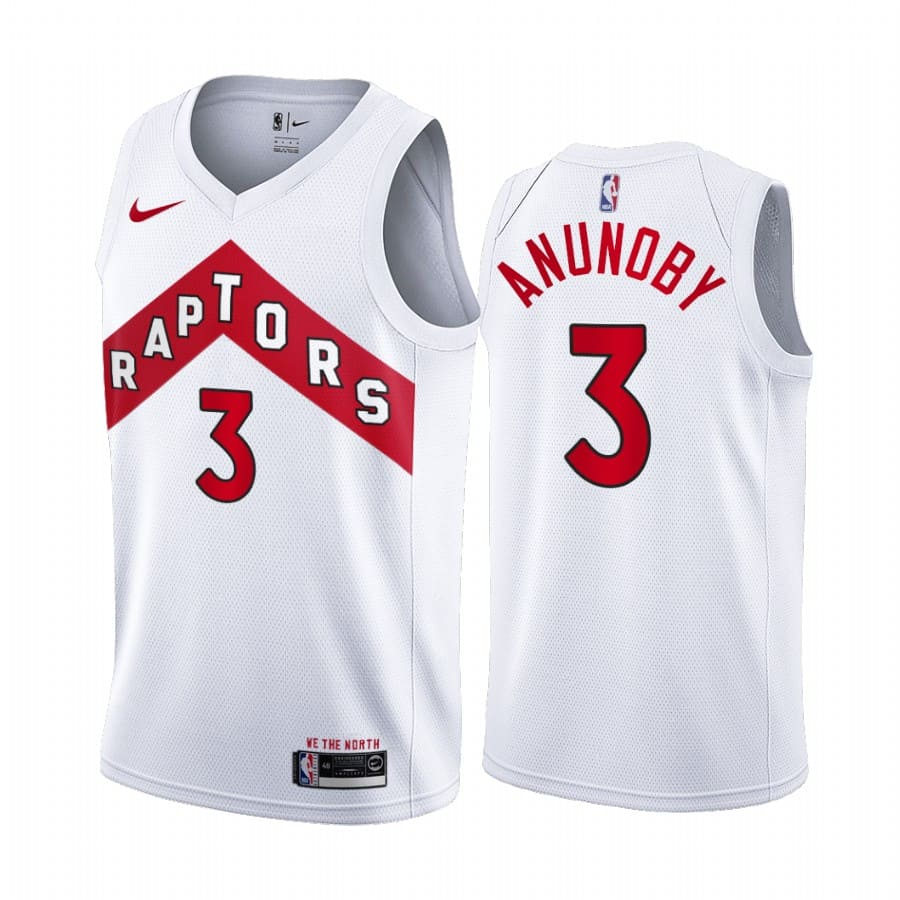 raptors og anunoby white association edition jersey