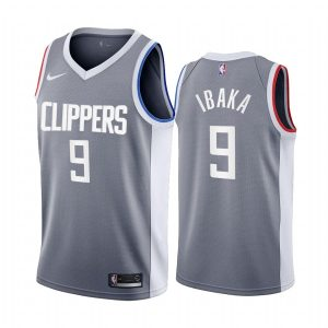 serge ibaka clippers 2020 21 earned edition gray jersey