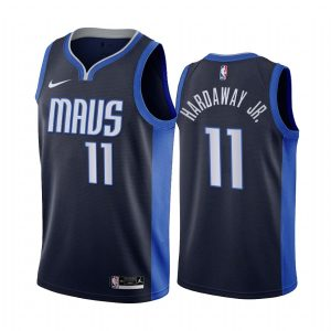 tim hardaway jr. mavericks 2020 21 earned edition navy jersey