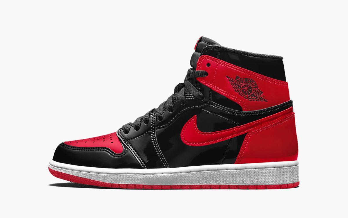 Air Jordan 1 High OG Patent Bred vyjdut v oktyabre 2021 goda