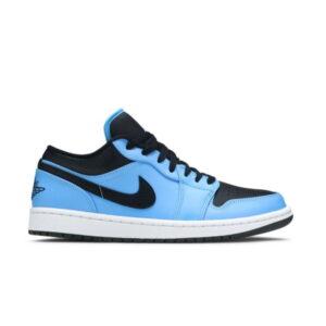 Air Jordan 1 Low University Blue Black