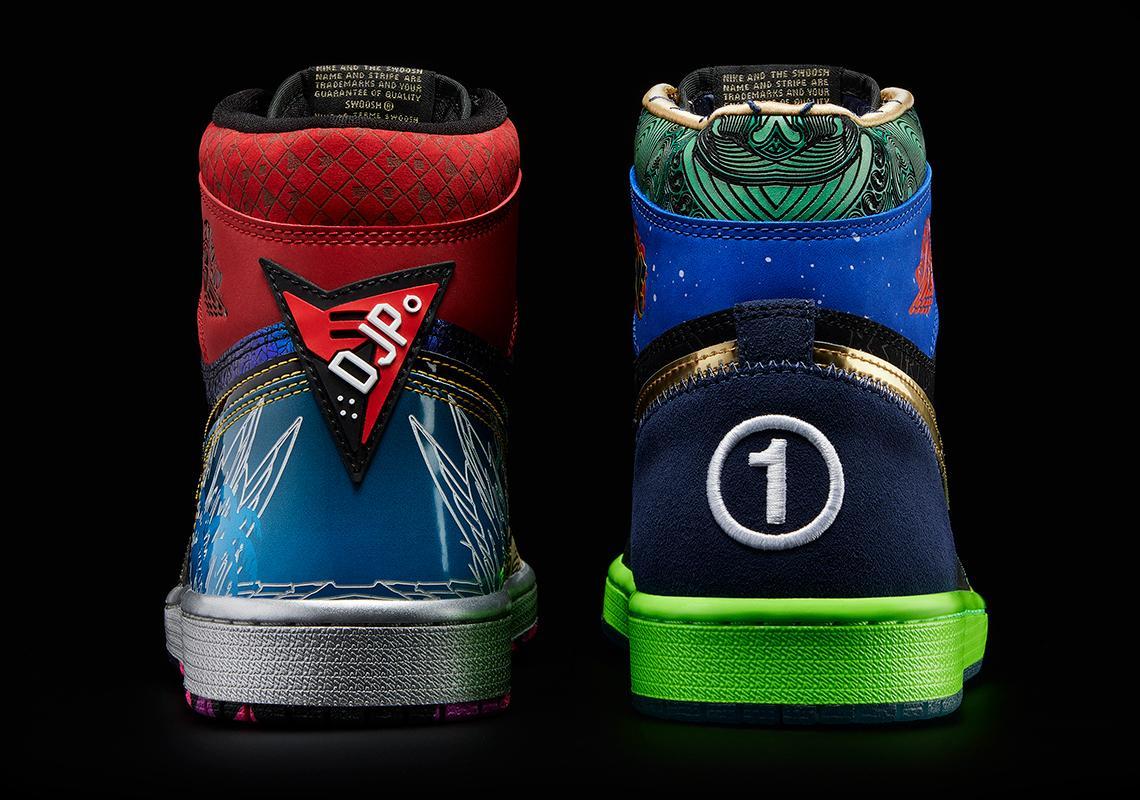 Air Jordan 1 What The Doernbecher obedinyat v sebe 14 dizajnov 16