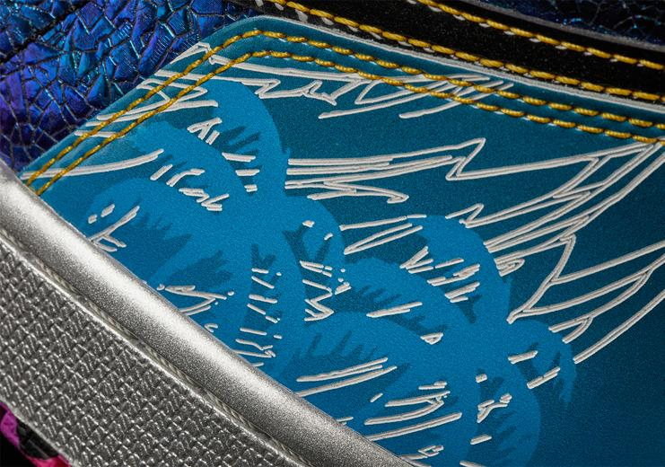 Air Jordan 1 What The Doernbecher obedinyat v sebe 14 dizajnov 32