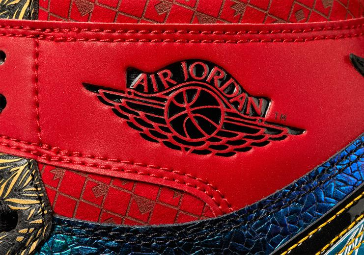 Air Jordan 1 What The Doernbecher obedinyat v sebe 14 dizajnov 33