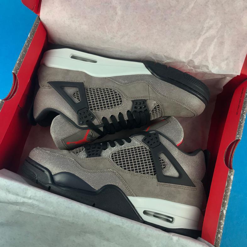 Air Jordan 4 Retro Taupe Haze 13