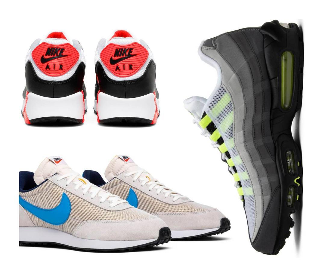 Begom po vozduhu istoriya Nike Air Max. Ot innovatsionnyh krossovok do kultovoj veshhi
