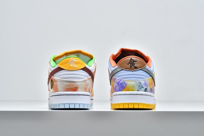 Jason Deng x Nike Dunk Low Pro SB Street Hawker 2021 6