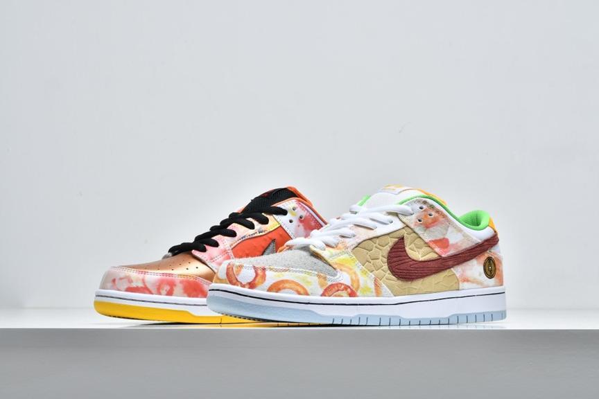 Jason Deng x Nike Dunk Low Pro SB Street Hawker 2021 7