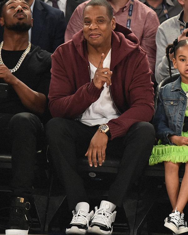 Jay Z Air Jordan 11 Concord