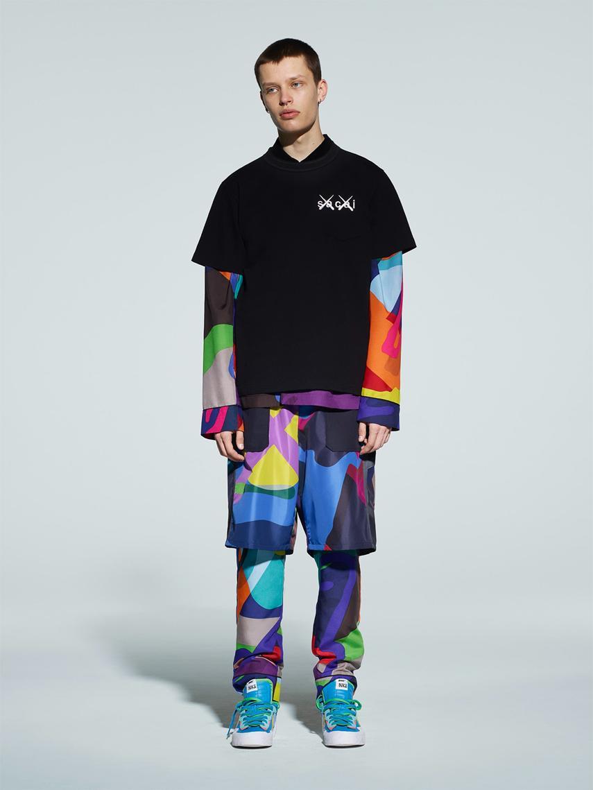 KAWS i sacai predstavili kollaboratsiyu s Nike Blazer Low 4